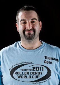 Thurston Gore - Crew Head NSO
