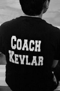 Photo courtesy of LCRD's Alpha Ginger. Coach Kevlar has all your Central coverage needs... covered. Yeah, that works!