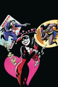 "Harley Quinn's origins were explained in 1994's ""Mad Love""."