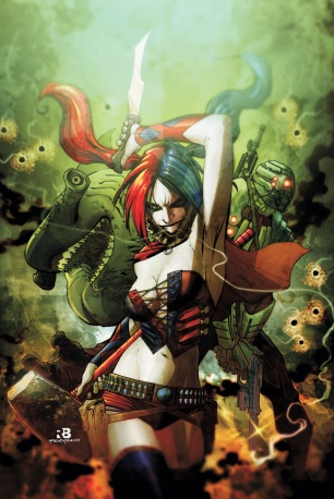 Suicide Squad Issue #1