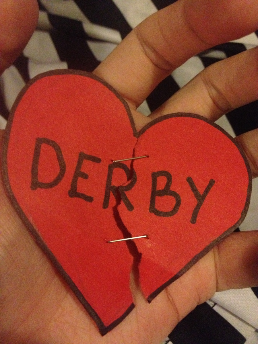 Six Signs That Your Relationship With Roller Derby is In Trouble