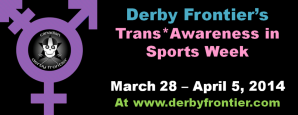 Trans Awareness in Sports Week