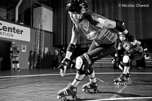Photo courtesy of Nicholas Charest of www.rollergirl.ca.